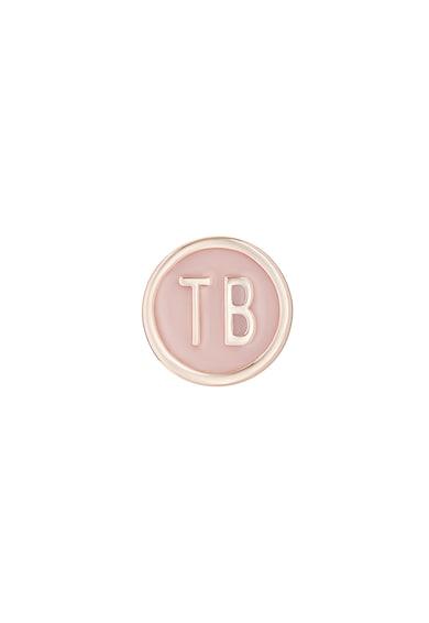 Ted Baker Cercei cu tija, cu logo Dollsa Femei