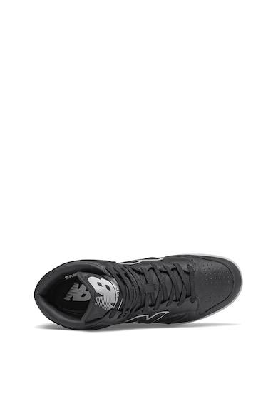 New Balance Pantofi sport high-top cu insertii de piele 480 Barbati