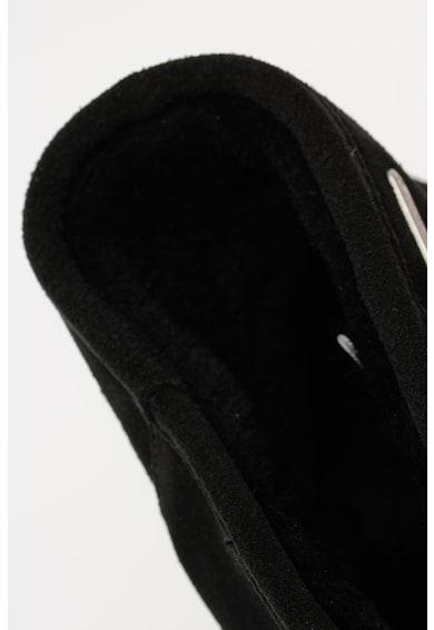 Emu Cizme scurte, de piele intoarsa, fara inchidere, cu logo Paterson Classic Mini Femei