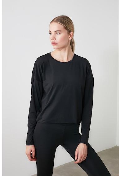 Trendyol Bluza cu decupaje pe partea din spate Femei