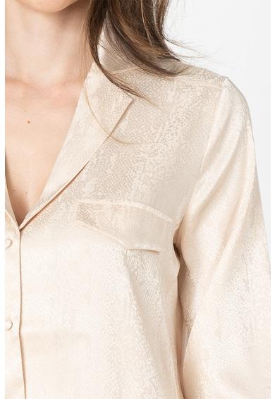 Yamamay Pijama cu buzunare decorative pe piept Femei
