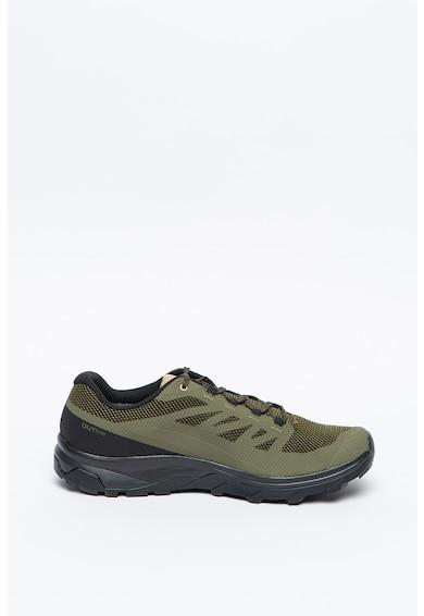 Salomon Pantofi cu aspect peliculizat Outline GTX Barbati