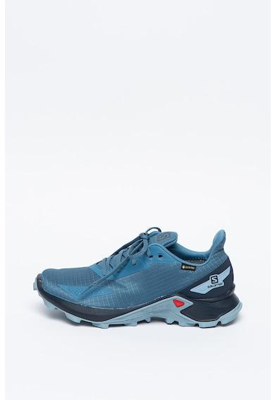 Salomon Pantofi impermeabili pentru alergare si drumetii Alphacross Blast GTX Femei