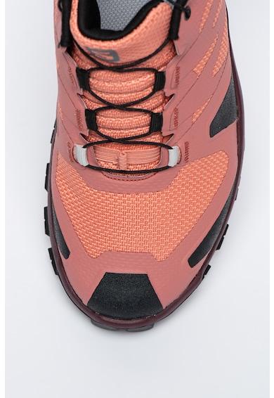 Salomon Pantofi impermeanbili pentru alergare si drumetii XA Rogg GTX Femei