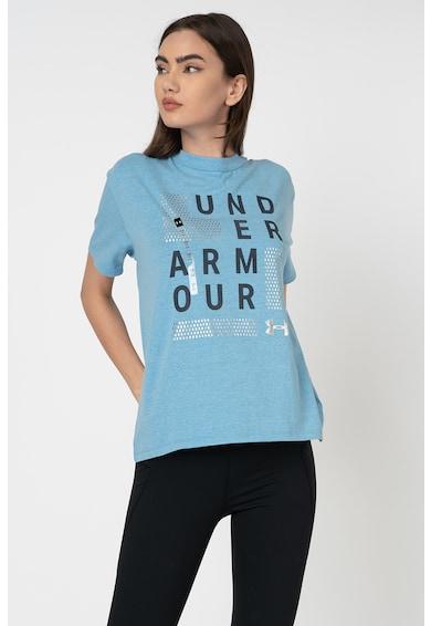 Under Armour Фитнес тениска с лого Жени