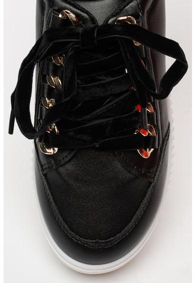 Haily's Pantofi sport flatform din piele ecologica Femei