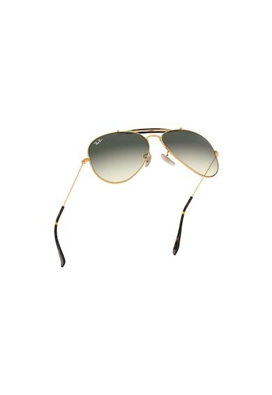 Ray-Ban Ochelari de soare aviator cu lentile in degrade Barbati