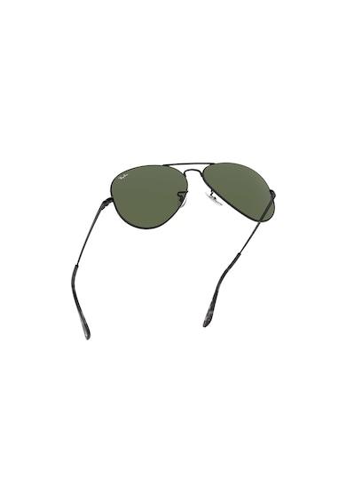 Ray-Ban Ochelari de soare aviator unisex cu lentile uni Femei