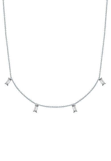 Highstreet Jewels Colier cu cristale Swarovski Femei