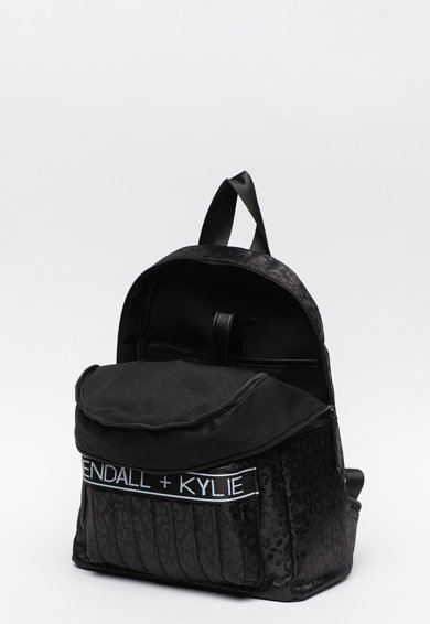 Kendall + Kylie Раница Linz с животинска шарка Жени