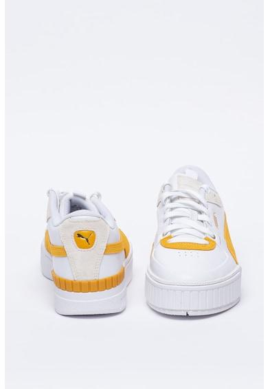 Puma Кожени спортни обувки Cali Heritage Жени