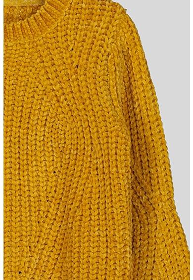Pepe Jeans London Pulover tricotat cu decolteu la baza gatului Fete