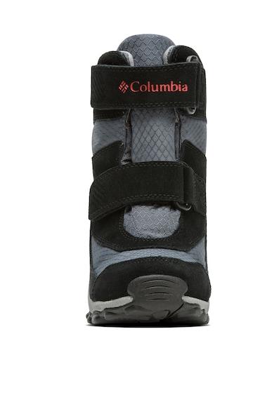 Columbia Ghete cu velcro si insertii de piele intoarsa Parkers Peak Fete
