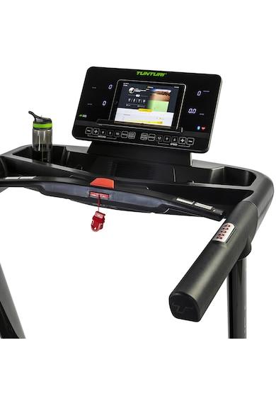 Tunturi Banda alergare electrica  T80 Endurance, motor 5.5Cp, viteza 0.8-22 m/h, Bluetooth, compatibilitate Tunturi Routes/AnyRun/Kinomap, greutate maxima utilizator 150kg Femei