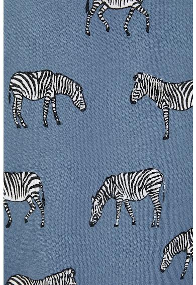 Marks & Spencer Pantaloni de pijama cu model zebra Barbati