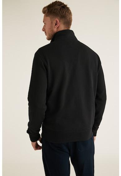 Marks & Spencer Суитшърт с цип и джоб на гърдите Мъже