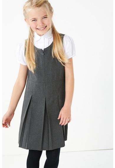 Marks & Spencer Разкроен сукман с набирания Момичета