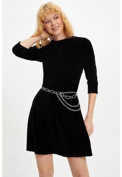 DeFacto Bővülő fazonú miniruha női