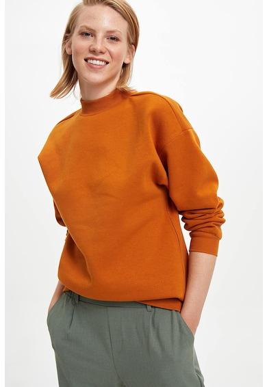 DeFacto Bluza sport cu maneci cazute Femei