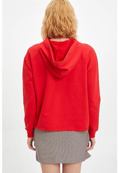 DeFacto Feliratos pulóver női