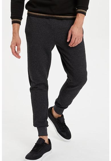 DeFacto Pantaloni sport cu benzi laterale contrastante Barbati