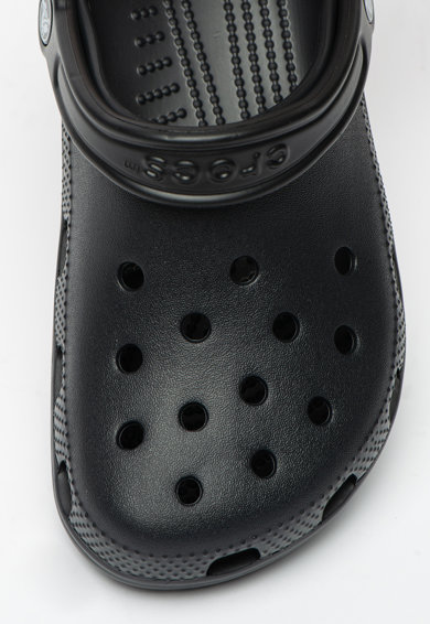 Crocs Saboti slingback cu calapod lat Femei
