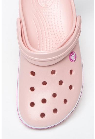 Crocs Saboti slingback cu aspect perforat Femei