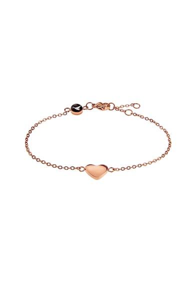 Emily Westwood Bratara cu talisman in forma de inima Femei