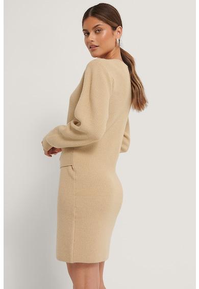 NA-KD Права рокля с възел Жени