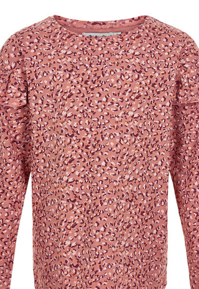 Minymo Bluza cu animal print Fete