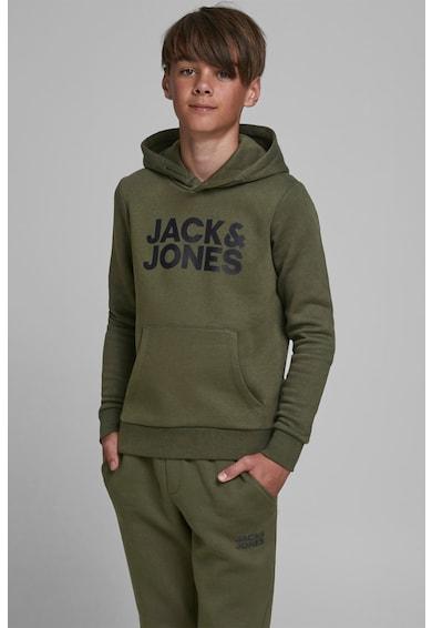 Jack&Jones Суитшърт с качулка и лого Момчета