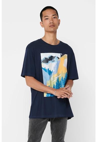 Only & Sons Тениска Mani от органичен памук Мъже