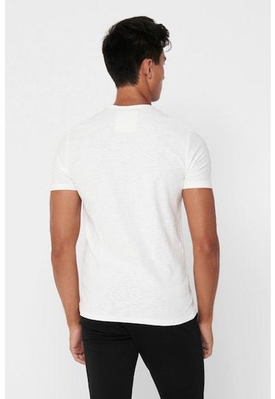 Only & Sons Тениска Bruce от органичен памук Мъже