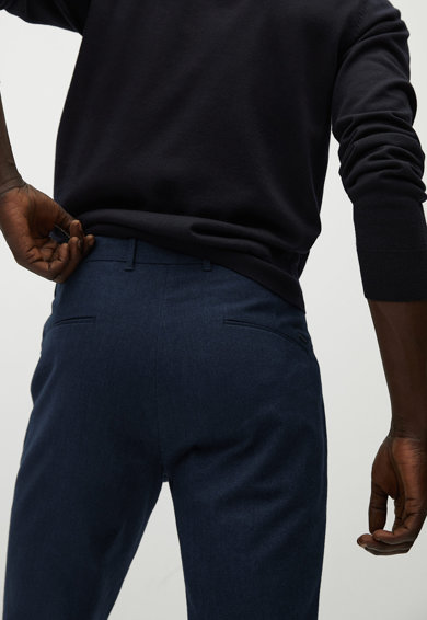 Mango Pantaloni slim fit Brest Barbati