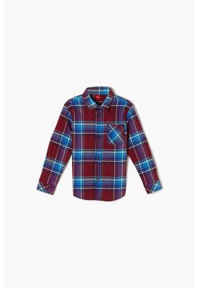 s.Oliver Карирана риза с дълги ръкави Момчета