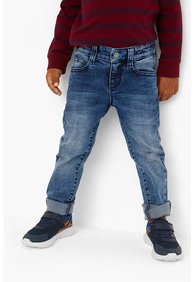 s.Oliver Прави дънки със захабен ефект Момчета