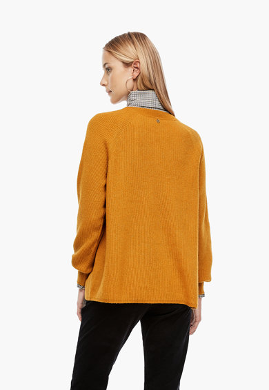 s.Oliver Pulover lejer din amestec de lana Femei
