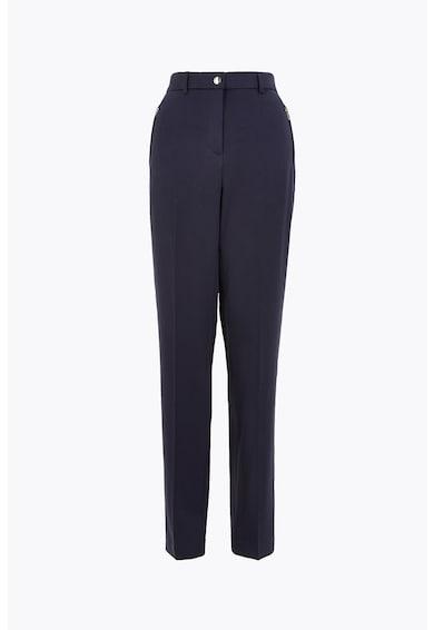 Marks & Spencer Pantaloni cu croiala dreapta si buzunare cu fermoar Femei