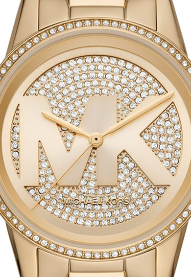 Michael Kors Ceas analog incrustat cu cristale Femei