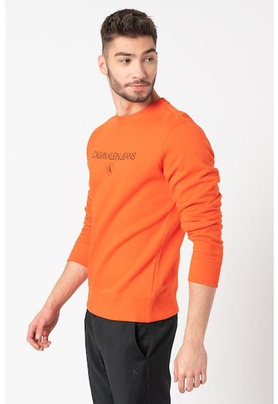 CALVIN KLEIN JEANS Bluza sport cu imprimeu logo Barbati