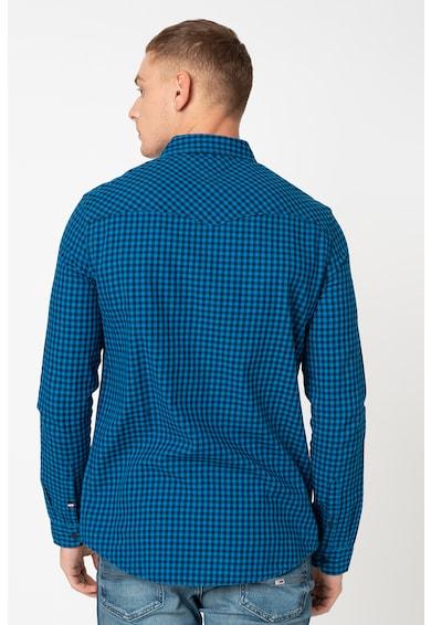 Tommy Jeans Kockás ing zsebekkel férfi