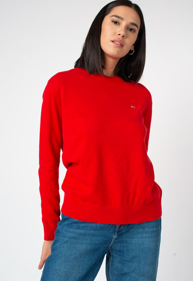 Tommy Jeans Kerek nyakú pulóver női