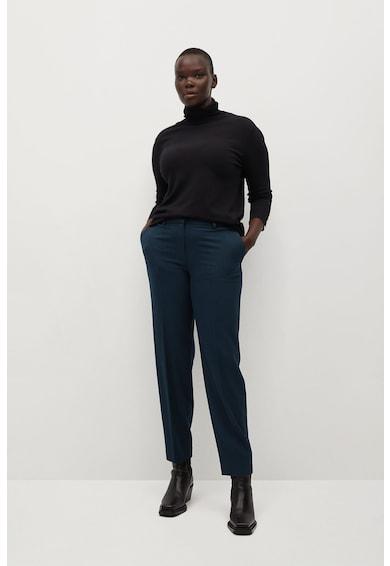 VIOLETA BY MANGO Панталон Xipy по тялото Жени
