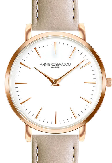 Annie Rosewood Ceas rotund analog Femei