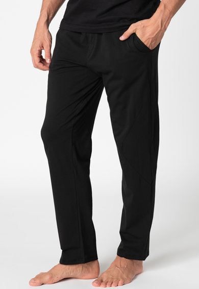 CALVIN KLEIN Pantaloni de pijama cu banda logo in talie Barbati
