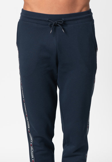 Tommy Hilfiger Pantaloni sport conici de casa Barbati