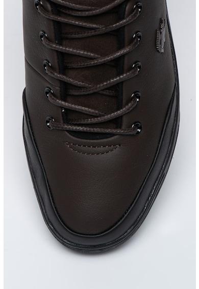 Lacoste Pantofi sport inalti cu piele Explorateur Clas Barbati