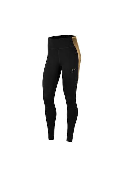 Nike Colanti cu tehnologie Dri-Fit, pentru fitness Femei