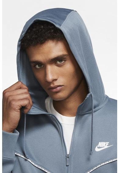 Nike REPEAT PK cipzáros pulóver kapucnival férfi