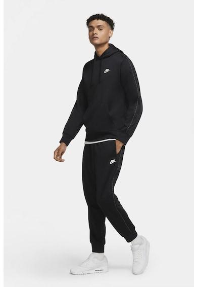 Nike NSW repeat kapucnis pulóver kenguruzsebbel férfi
